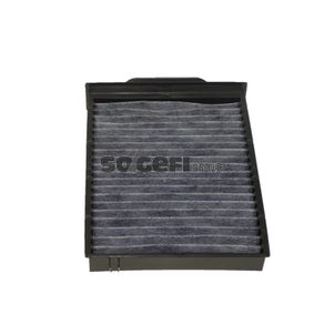 Filter, Innenraumluft Länge: 187mm, Breite: 249mm, Höhe: 42mm mit OEM-Nummer 7701 064 235