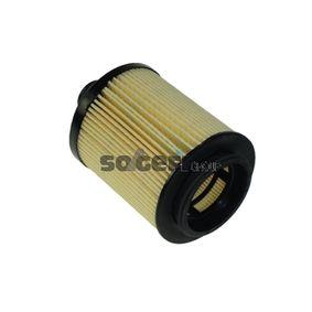 Ölfilter Ø: 66mm, Innendurchmesser: 18mm, Höhe: 105mm mit OEM-Nummer 55207208