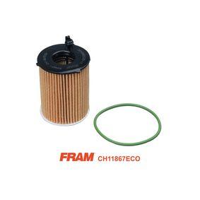 Oil Filter CH11867ECO 3008 (0U_) 1.6 BlueHDi 120 MY 2016