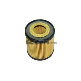 Ölfilter Ø: 65mm, Innendurchmesser: 28mm, Höhe: 74mm mit OEM-Nummer LF01-143029A