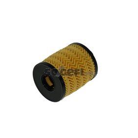 Ölfilter Ø: 65mm, Innendurchmesser: 25mm, Höhe: 84mm mit OEM-Nummer 93 177787