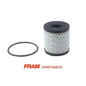 2012 Peugeot 3008 Mk1 1.6 THP Oil Filter CH9973AECO