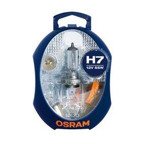 Sortiment, Glühlampen CLK H7