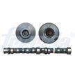 OEM Camshaft CM05-2229 from FRECCIA
