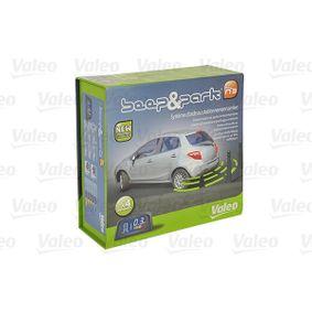 VALEO Kit di espansione per sistema di parcheggio assistito con riconoscimento paraurti 632002