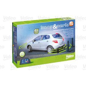 VALEO Kit di espansione per sistema di parcheggio assistito con riconoscimento paraurti 632004