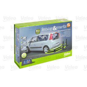 VALEO Expansion set for Parking Assistance System with bumper recognition 632015