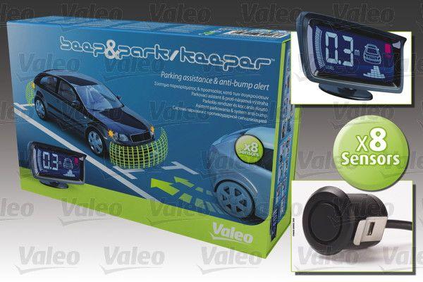 Parking sensors kit VALEO 632023 rating