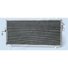 Kondensator, Klimaanlage Netzmaße: 690 x 300 x 16 mm, Kältemittel: R 134a mit OEM-Nummer 92110-2F005