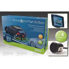 VALEO Κάμερα οπισθοπορείας, υποβοήθηση παρκαρίσματος 632060