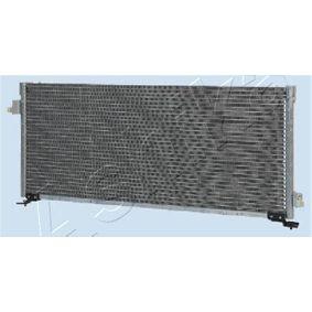 Kondensator, Klimaanlage Netzmaße: 690 x 300 x 20 mm, Kältemittel: R 134a mit OEM-Nummer 73210-AC050