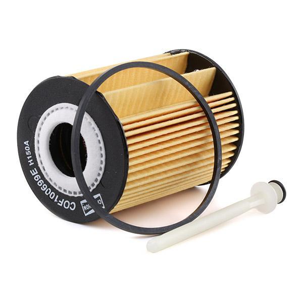 Filtro de aceite de motor CHAMPION COF100699E 4044197974023