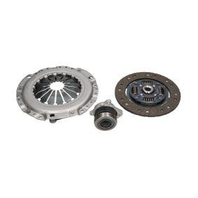 Kupplungssatz D2: 215mm mit OEM-Nummer 96408517