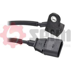 Sensor, posición arbol de levas Long. cable: 340mm con OEM número 76906433