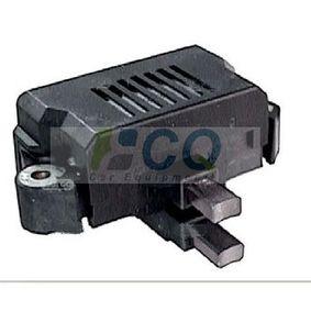 Generatorregler Nennspannung: 12V, Betriebsspannung: 14,1V mit OEM-Nummer 1231 1738 515