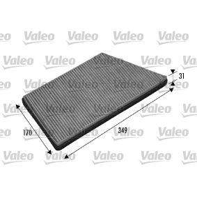 Filter, Innenraumluft Art. Nr. 698749 120,00€