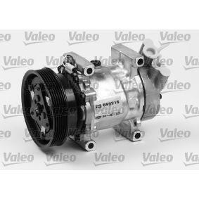 Kompressor, Klimaanlage 699218 CLIO 2 (BB0/1/2, CB0/1/2) 1.5 dCi Bj 2020