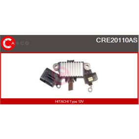 Generatorregler mit OEM-Nummer LR17-0509