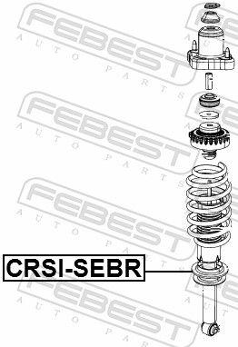 Veerschotel FEBEST CRSI-SEBR waardering