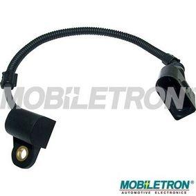 Sensor, posición arbol de levas Número de polos: 3polos con OEM número 038 957 147 G