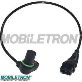 Sensor, posición arbol de levas Número de polos: 3polos con OEM número 1214 7539 165