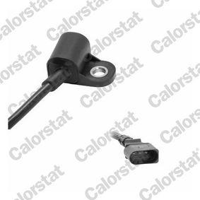 Sensor, posición arbol de levas Número de conexiones: 3, Long. cable: 445mm con OEM número 038 957 147G