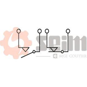 Ключ за спирачните светлини CS168 Jazz 2 (GD_, GE3, GE2) 1.2 i-DSI (GD5, GE2) Г.П. 2004