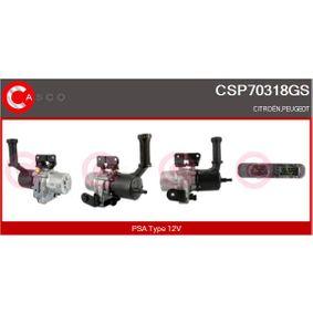 2010 Peugeot 3008 Mk1 1.6 THP Power steering pump CSP70318GS