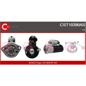 Starter CST10390AS CRAFTER 30-50 Kasten (2E_) 2.5 TDI Bj 2007