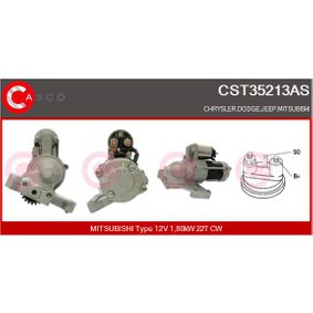 Starter with OEM Number M 001 T93 371ZC