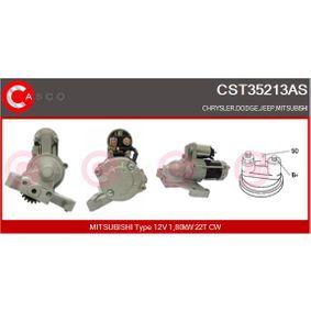 CASCO  CST35213AS Starter