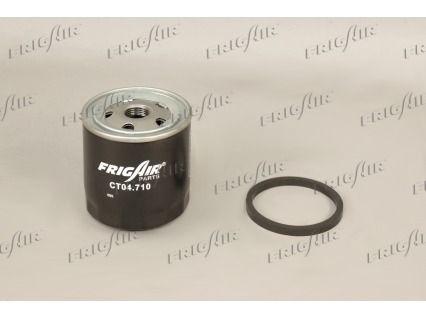 FRIGAIR  CT04.710 Filtro de aceite Ø: 76mm, Altura: 87,5mm