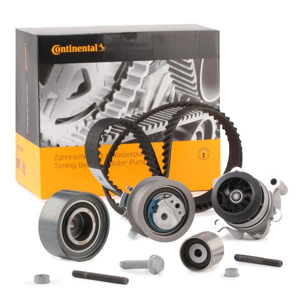 Timing belt and water pump kit CONTITECH CT1051 expert knowledge