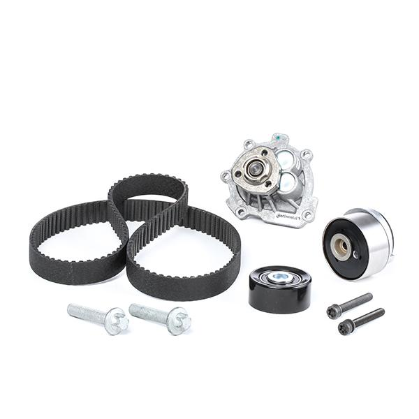 Timing belt and water pump kit CONTITECH CT1077WP2 4010858800062