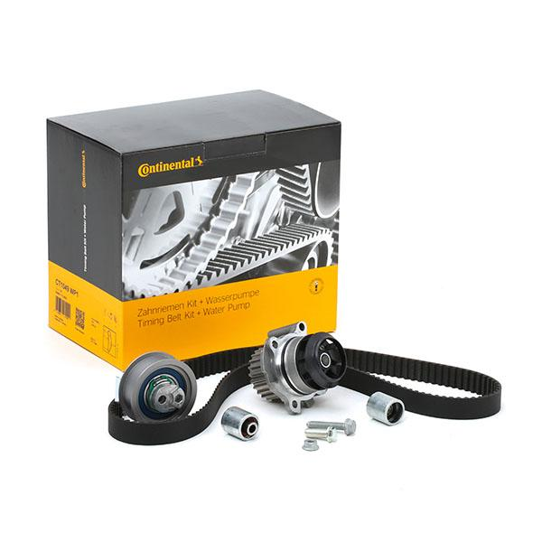 Timing belt and water pump kit CONTITECH CT1088WP3 expert knowledge