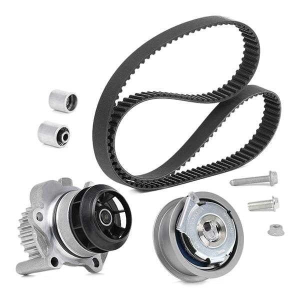 Timing belt and water pump kit CONTITECH CT1088WP3 4010858579708
