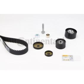 Zahnriemensatz Breite: 27mm mit OEM-Nummer CT1130 CONTITECH