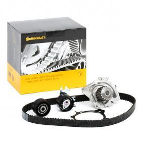 Water pump and timing belt kit Width: 25,4mm with OEM Number 1855735