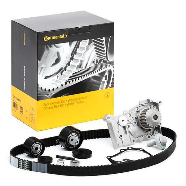 Zahnriemen Kit + Wasserpumpe CT1179WP3 CONTITECH CT1179K3 in Original Qualität