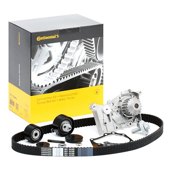Timing belt kit and water pump CT1179WP4 CONTITECH CT976K2 original quality