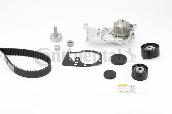 Timing belt and water pump kit CONTITECH CT976 expert knowledge
