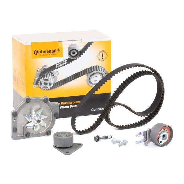 Timing belt and water pump kit CONTITECH CT979 expert knowledge