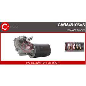 Wiper Motor with OEM Number 1J0955119