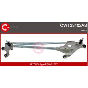 2006 Honda CR-V Mk2 2.4 Vtec 4WD Wiper Linkage CWT33102AS