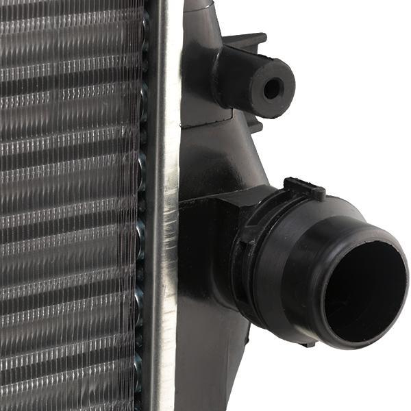 Radiador del motor VALEO 732872 3276427328721