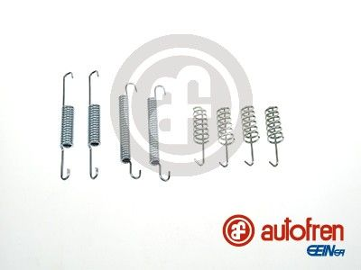 Image of AUTOFREN SEINSA Kit accessori, Ganasce freno 8430320206271