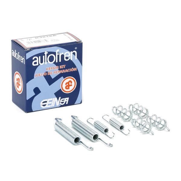 Image of AUTOFREN SEINSA Kit accessori, Ganasce freno 8430320207834