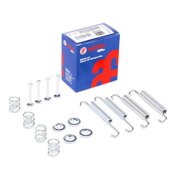 Image of AUTOFREN SEINSA Kit accessori, Ganasce freno 8430320218199