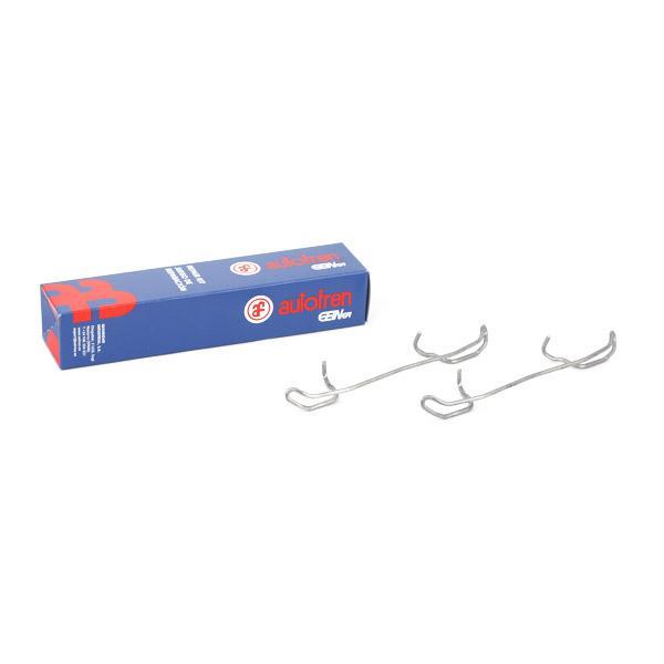 Image of AUTOFREN SEINSA Kit accessori, Pastiglia freno 8430320206226