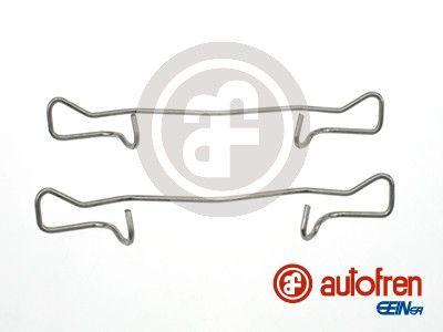 Image of AUTOFREN SEINSA Kit accessori, Pastiglia freno 8430320206370